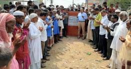 হবিগঞ্জে সাড়ে ৩ কোটি টাকার উন্নয়ন প্রকল্প উদ্বোধন