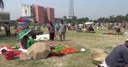 করোনা সংক্রমণ ঠেকাতে গোপালগঞ্জে বাজার স্থানান্তর