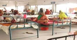 ঝুঁকি নিয়েই স্বাস্থ্যসেবা দিচ্ছেন মাদারীপুরের চিকিৎসাকর্মীরা