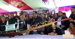 কোটালীপাড়ায় শেখ হাসিনার পক্ষে ভোট চাইলেন ডিপজল
