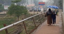 গোপালগঞ্জে বৃষ্টিতে শীতের তীব্রতা বেড়েছে