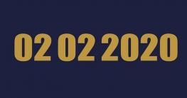 প্যালিনড্রোম 02 02 20 20