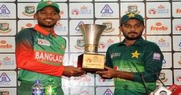 ইমার্জিং কাপ ক্রিকেট : বাংলাদেশ-পাকিস্তান ফাইনাল আজ
