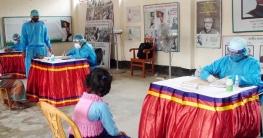 টুঙ্গিপাড়ায় সেনাবাহিনীর মেডিকেল ক্যাম্পেইন ও ত্রাণ বিতরণ
