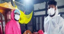 কোটালীপাড়ায় ফোন করলেই বিনামূল্যে মিলছে অক্সিজেন সেবা