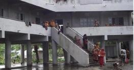 গোপালগঞ্জ আশ্রয় কেন্দ্রে ৪ শতাধিক মানুষ