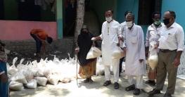 গোপালগঞ্জে ঈদ উপলক্ষে ১২শ পরিবারে খাদ্যসামগ্রী বিতরণ