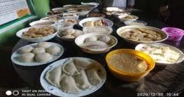 গোপালগঞ্জের মুকসুদপুরে পিঠা উৎসব