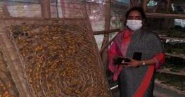 রেশম চাষিদের উৎসাহ যোগাতে প্রত্যন্ত গ্রামে জেলা প্রশাসক