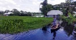 গোপালগঞ্জে নদ-নদীর পানি বেড়ে প্লাবিত হচ্ছে নতুন এলাকা