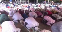 গোপালগঞ্জে মসজিদে মসজিদে ঈদের জামাত