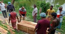 গোপালগঞ্জের পল্লি চিকিৎসকের সৎকার করলেন ইউএনও