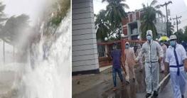 দুর্যোগ মোকাবেলায় অক্লান্ত পরিশ্রম করছে কোটালীপাড়া প্রশাসন