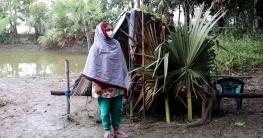গোপালগঞ্জে ঢাকা ফেরত স্বাস্থ্যকর্মী ঝুপড়ি ঘরে সঙ্গরোধে