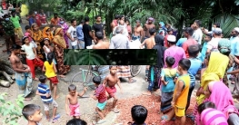 কোটালীপাড়ায় ট্রাকের চাপায় এক নারী নিহত