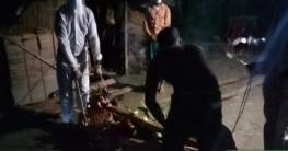 কোটালীপাড়ায় করোনায় মৃত শিপ্রার সৎকারে এগিযে আশে নাই স্বজনেরা