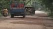 উজিরপুর-আগৈলঝাড়া-গোপালগঞ্জ সড়কের বেহাল দশা