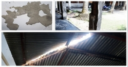 কোটালীপাড়ায় ৫৬টি সরকারি প্রাথমিক বিদ্যালয়ের ভবন জরাজীর্ণ
