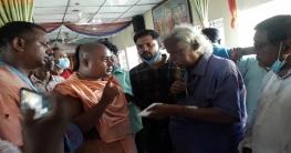 হামলা-ভাঙচুরের ঘটনায় ভারতীয় গোয়েন্দা বাহিনীর সম্পৃক্তঃজাফরুল্লাহ